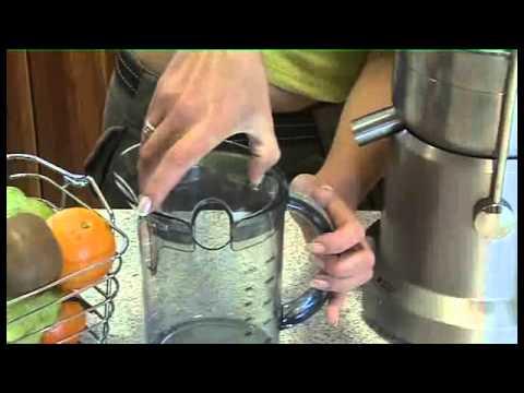 Rohnson Slow Juicer Review : Znakomita sokowirowka z gornej poLki Catler JE 4010 Doovi