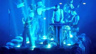 Rammstein - Ohne Dich, 8.12.11, Frankfurt (HD)