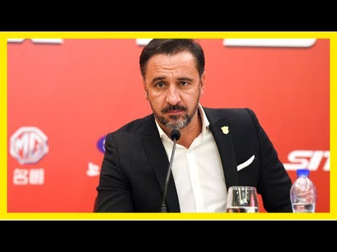 New boss vitor pereira targets csl title triumph with shanghai sipg