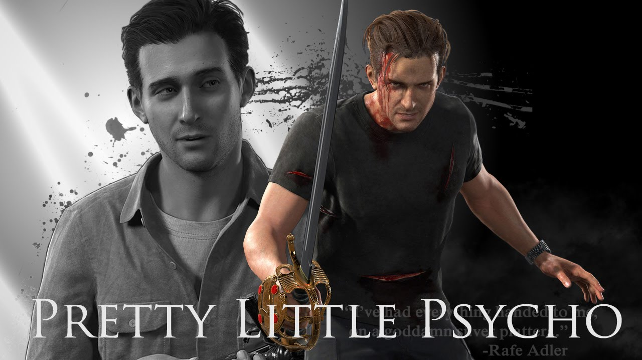 Rafe Adler Uncharted 4 Pretty Little Psycho Youtube