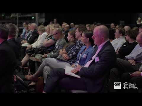 Chair Digital Economy - Hidden in Plain Sight - QUT Event