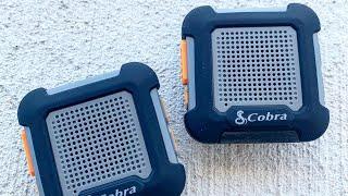 Cobra Chat Tag Two Way Radios