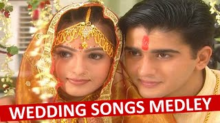 Marriage Songs Medley - Hindi Wedding Songs Non Stop | Mohd Aziz, Sadhan Sargam, Poornima