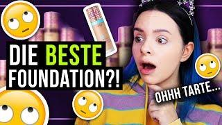 Ohhhh Tarte... die BESTE Foundation... oder auch nicht?! - Tarte Shape Tape Foundation Review