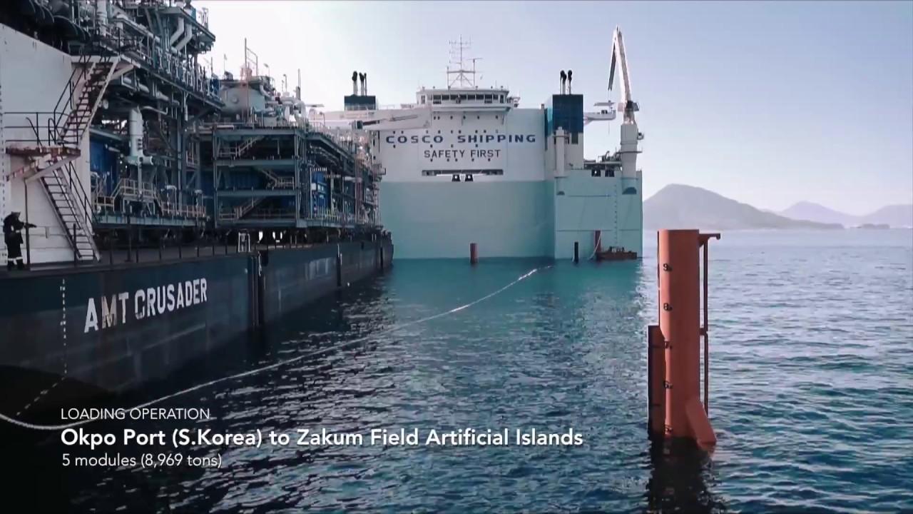 Upper Zakum oil field project | Middle East projects | Petrofac