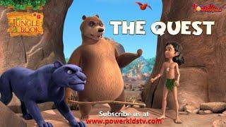 The Quest   English Stories । जंगल बुक   पॉवरकिड्स