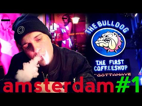 AMSTERDAM #1 COFFEE SHOP, PROSTITUZIONE E CIBO SPAZZATURA !