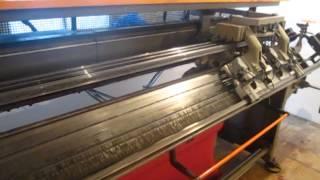 видео покупка промышленной вязальной машины