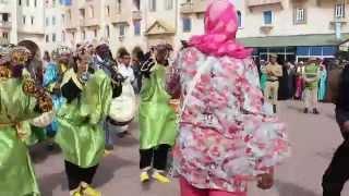 parade festival gnaoua essaouira 2015