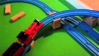 Thomas And Friends - Accidents Happen with FX