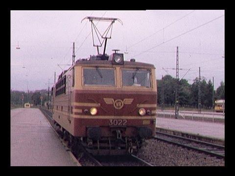 Central Railway Station Helsinki Suomi Finnland 1978