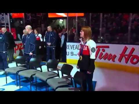 Tessa virtue and scott moir - Canadian Olympians Honoured