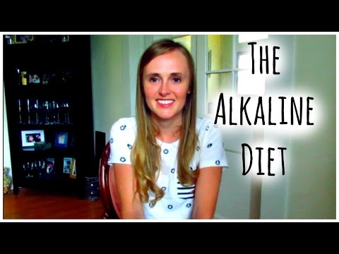 My Opinion on the Alkaline Diet // By a Dietitian