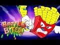 Battle Bites Kids Videos   Food Cartoon   Theme Song   Battle Bites Food Attack   New Cartoon Shows