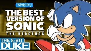 Sonic The Hedgehog - Mobility - The 8-Bit Duke