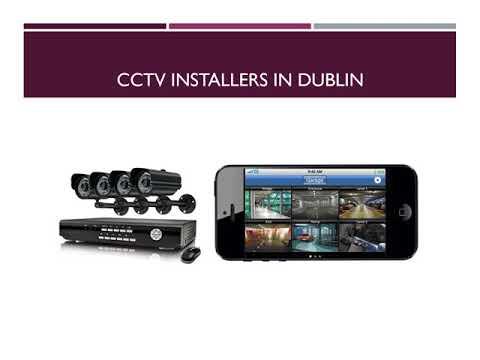 CCTV in Dublin