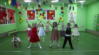 Отчетные выступления отделения хореографии, преподаватель Булгакова М.О.