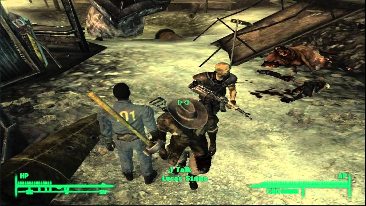 fallout 3 мультиплеер мод скачать