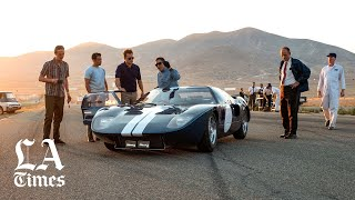 """""""Ford v Ferrari"""" movie review by Kenneth Turan"""