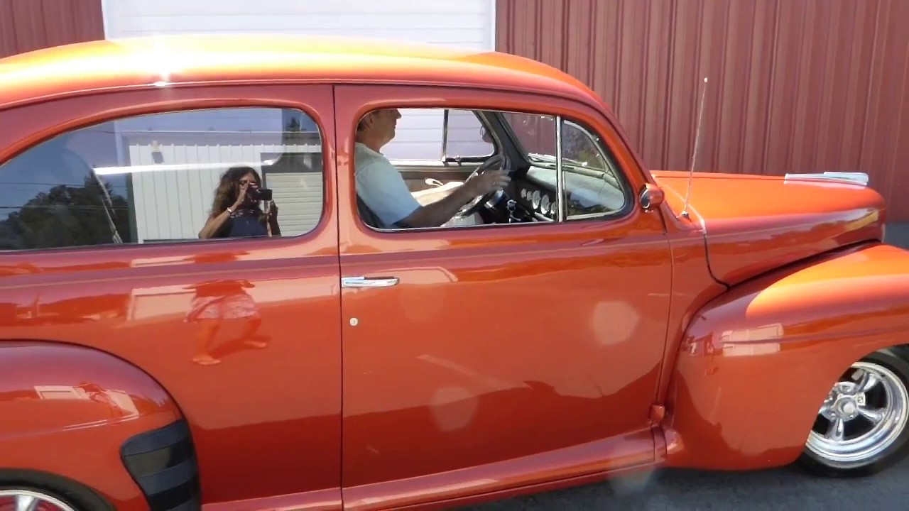 1948 Ford 2 door Sedan \