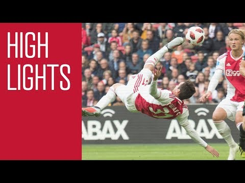 Highlights Ajax - AZ