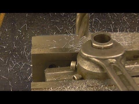 SNNC 221 P2   Tail stick die holder      Steam Waggon