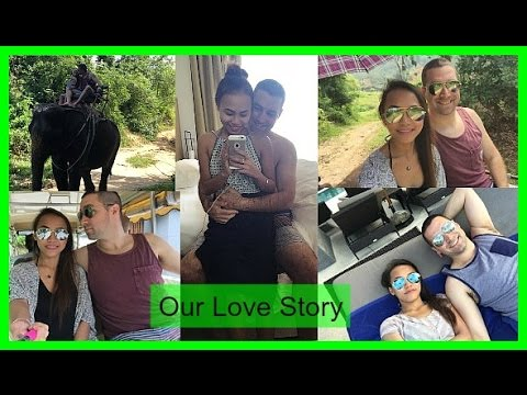 OUR LOVE STORY : STORYTIME (AUSTRALIAN & FILIPINA) | rhaze