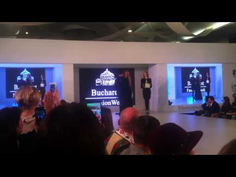FAYDEE - Prizes for first appearance as a designer at Bucharest Fashion Week