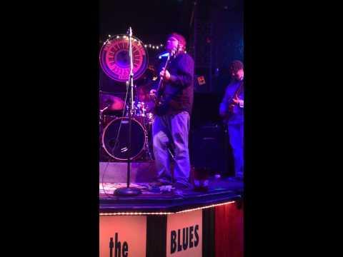 Dylan Farrell Jammin @ Bourbon Street Blues & Boogie Bar in Nashville!