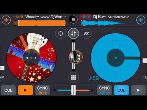 Waada_Raha_Sanam Cross DJ mix by Kundan