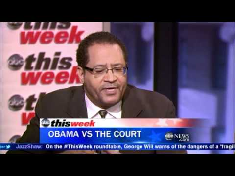 George Will and Peggy Noonan Smack Down Michael Eric Dyson's Claim Obama Criticism Is Racist