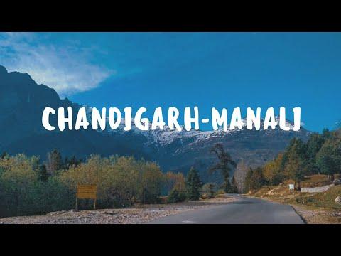 CHANDIGARH-MANALI-AMRITSAR INDUSTRIAL VISIT 2016 PART-1