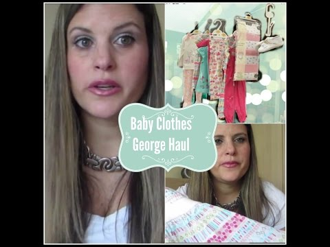 Baby Clothes - George Haul