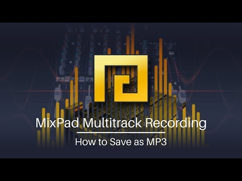 mixpad-audio-mixing-software-tutorial-|-how-to-save-as-mp3