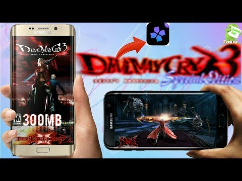 300MB HIGHLY COMPRESSED Download And Play DMC 3 For Ps2 Emulator | With Gameplay Proof | HINDI