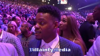 ERROL SPENCE JR NOT SURPRISED BY MANNY PACQUIAO'S PERFORMANCE AGAINST KEITH THURMAN