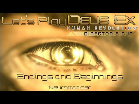 Let's Play Deus Ex: Human Revolution: Directive 01