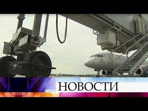 Владимир Путин провел встречу с главой «Аэрофлота» Виталием Савельевым.