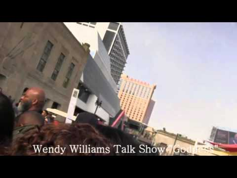 Wendy Williams In Atlantic City and Our Microphones Caught Up With Her