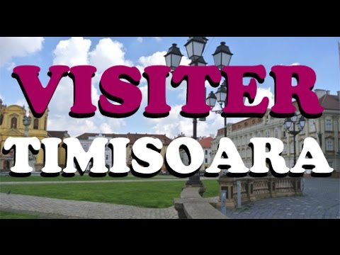 Visiter Timisoara - Roadtrip en Roumanie #1