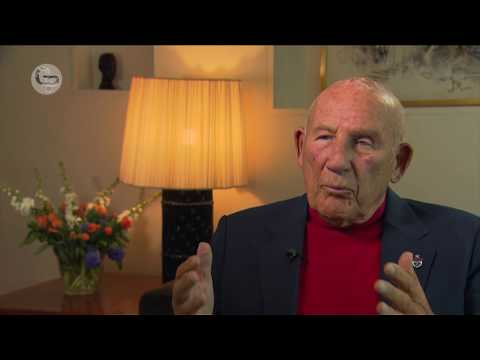 Stirling Moss talks about Zandvoort - Dutch Grand Prix - Documentary