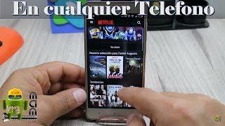 Cómo usar Netflix en Telefonos no Certificados o que son Root Ej Xiaomi