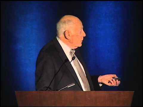 Kyoto Prize Symposium 2012 - John Werner Cahn