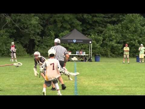 Ben Chaddock :Summer 2015 Lacrosse Highlights