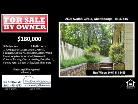 3 Bedroom House For Sale Near Normal Park Museum Magnet School in Chattanooga TN