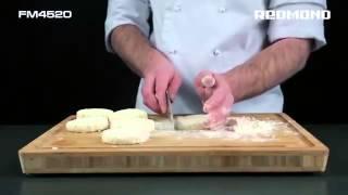 Сырники в мультиварке Redmond MasterFry FM4520  Рецепт для мультиварки