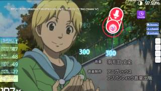 osu! Moyashimon return op +DT もやしもん リターンズ 検索動画 22