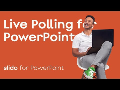 Live polling for PowerPoint by Slido #0