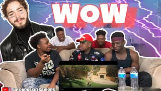 """Post Malone - """"Wow."""" (Reaction) Resimi"""