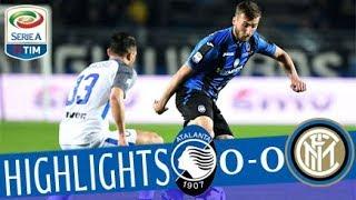 Atalanta - Inter 0-0 - Highlights - Giornata 32 - Serie A TIM 2017/18